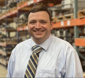 Cory Hankemeier, Aerospace Business Development Manager